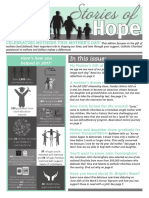 Stories of Hope - Spring 2018 - Catholic Charities Newsletter