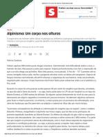 Alpinismo_ Um Corpo Nas Alturas _ Superinteressante