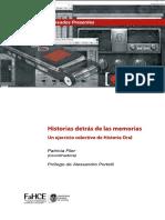 Historias Detrás de Las Memorias