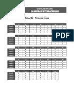 Carreiras Internacionais - Simulado 2018.1 - Gabarito Provisorio - Primeira Etapa