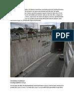 La Municipalidad de Guatemala y El Gobierno Central Han Construido Proyectos de Infraestructura