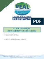 Guide Technique Branchements