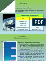 Atmosfera y Presion Atmosferica