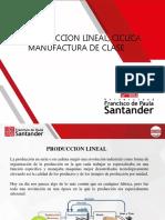 producción lineal