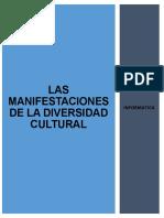 Manifestaciones de Diversidad Cultural