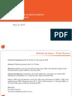 Nacional Mayo - 0518 - Informe M