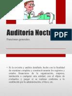 Auditoria Nocturna Htl