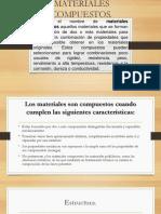 Exposición sobre los MATERIALES COMPUESTOS.pptx