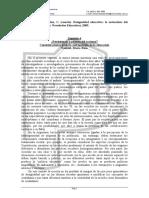 Llomovatte y Kaplan Desigualdad Educativa La Naturaleza Del Pretexto