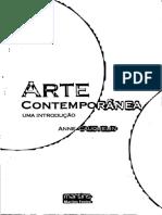 CAUQUELIN, Anne. Arte Contemporânea