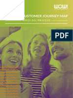 Guía Del Customer Journey Map eBook WOW Customer Experience