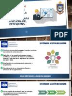 ISO 9004 -Directrices para mejorar el desempeño.