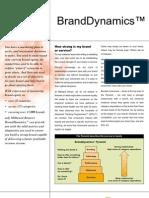 Verfahren Brand Dynamics