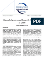 Mexico Agenda 21