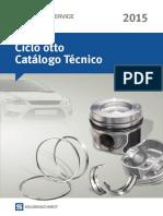 Ciclo Otto Catálogo Técnico 2015 361755
