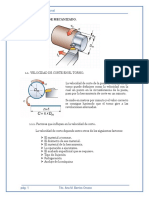 Parametros de Mecanizado