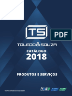 Catálogo 2018 - Toledo & Souza