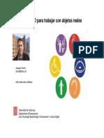 Etiquetas RFID Para Trabajar Con Objetos Reales