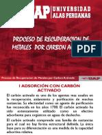 Plantas de Adsorcion Por Carbon Activado