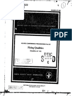 AGARD CP 508 Flying Qualities
