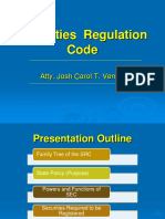 Securities Regulation Explained