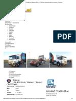 Scania 124.420 6x4 _ Manual _ Euro 2 _ Full Steel Cabeza Tractora de Ocasión _ Trucks.nl
