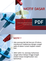 1. Motif Dasar