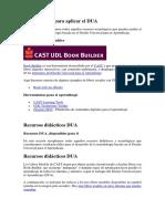 Herramientas y Recursos DUA.pdf