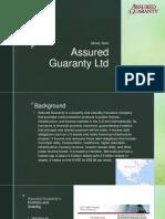assured guaranty ltd