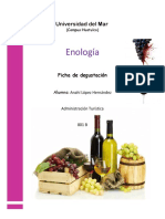 Ficha de Degustación