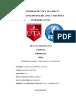 informe 5 volumetrico