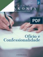 Revista Diakonia Ed 04 Abril 2018 Revisada