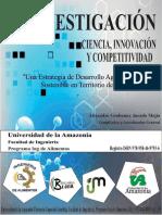 Investigación Ciencia, Innovación y Competitividad