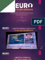 Programa NeuroEduación Superior
