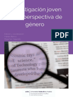 Investigacion Joven con perspectiva de género