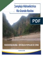 Proyecto Rio Grande-rositas Red