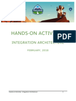 Hands on Activities Integration Architecture