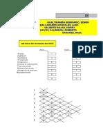 Distribucion de Planta - Estudio del trabajo