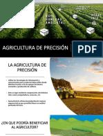 Agricultura de Precicion ACTUALIZADO