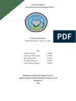 Analisa Jurnal Patient Safety Kelompok 12