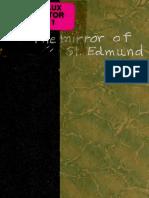 The Mirror of St. Edmund
