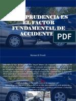 Haiman El Troudi - La Imprudencia Es El Factor Fundamental de Accidentes