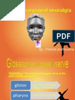 Glssopharyngeal Neuralgia