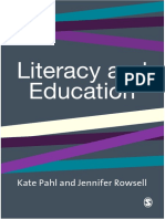 Literasi dalam Pendidikan