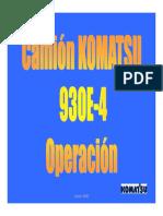 930e4 Curso Operc & Mant