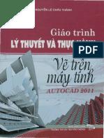 Giáo trình- Lý Thuyết Và Thực Hành Autocad 2011