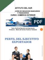 Rfil Del Ejecutivo de Exportación 1
