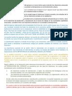 Apuntes La Produccion Del Espacio Henri Lefebvre