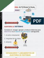 NORMATIVA INTERNACIONAL AUDITORIA DE SISTEMAS