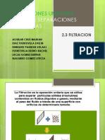 Exposicion Filtracion Unidad 2